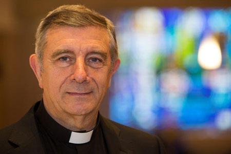 José Luis Retana Gozalo, sacerdote de Ávila nuevo obispo de Plasencia 9 de marzo 2017