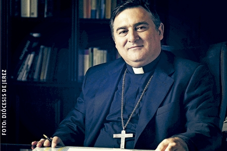 José Mazuelos, obispo de Asidonia-Jerez