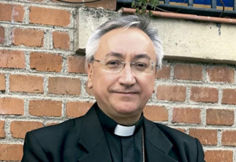 José Rico Pavés, obispo auxiliar de Getafe