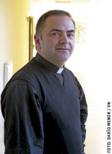 José San José Prisco, rector del Colegio Español de Roma