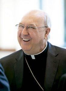 Kevin Joseph Farrell, cardenal prefecto del Dicasterio para los Laicos, la Familia y la Vida