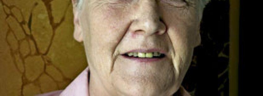 Marie Collins, víctima de abusos y exmiembro de la Comisión Pontificia para la protección de los menores