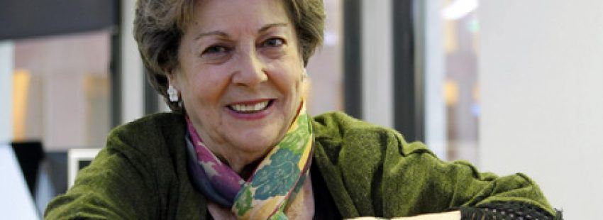 Paloma Gómez Borrero, periodista vaticanista fallece en Madrid el 24 marzo 2017 a los 82 años