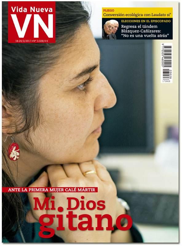 portada Vida Nueva Beatificación de la primera gitana mártir 3028 marzo 2017 Grande