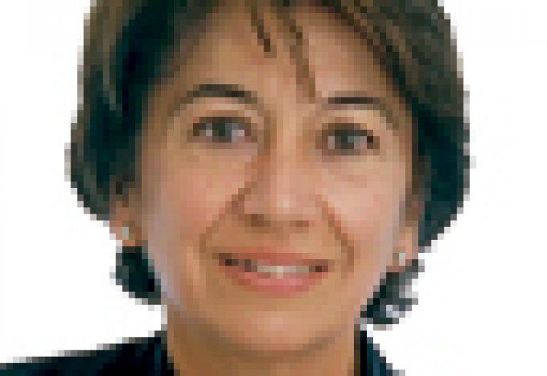 Ana Álvarez de Lara, presidenta de la ONG Misión América