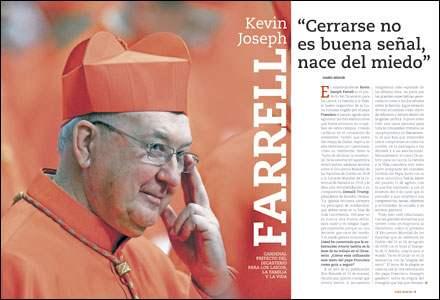 apertura del A fondo Entrevista al cardenal Kevin J. Farrell 3027