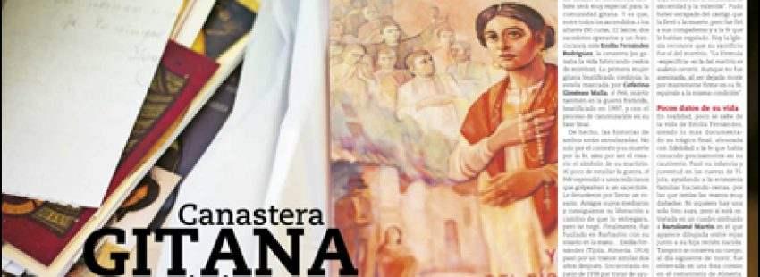 apertura A fondo Emilia Fernández, canastera, gitana y mártir 3028 marzo 2017