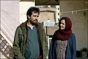 El viajante, fotograma de la película