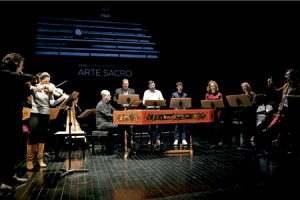 XXVII festival de arte sacro de la Comunidad de Madrid 2017