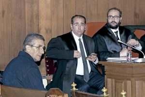 juicio contra el padre Román acusado de abusos sexuales Granada 2017