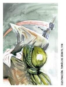 ilustración de Tomás de Zárate para artículo Gianfranco Ravasi 3029