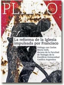 portada Pliego La reforma de la Iglesia de Francisco 3026 marzo 2017