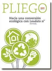 portada Pliego Hacia una conversión ecológica con Laudato si 3028 marzo 2017