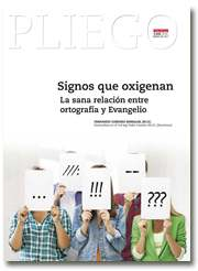 portada Pliego La relación entre ortografía y Evangelio 3029 marzo 2017