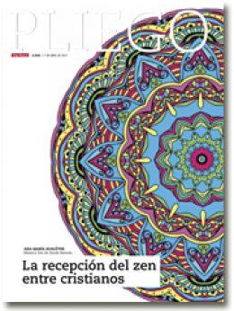 portada Pliego El zen entre cristianos 3030 abril 2017