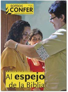 portada Suplemento Somos CONFER número 2 abril 2017 3033 mujer en la Iglesia