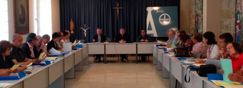 Diócesis Astorga casa de la misericordia 2017