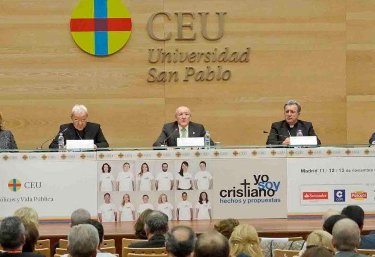 Jornada de Católicos y Vida Pública CEU Madrid 2015