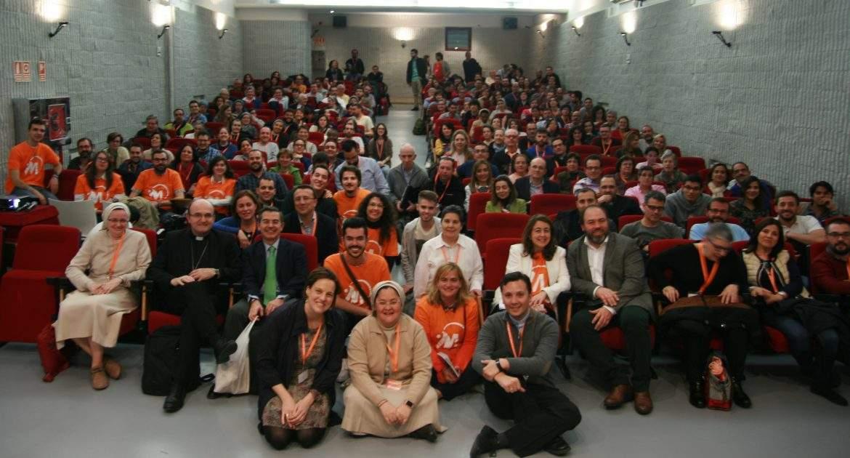 Participantes en la jornada iMisión, en 2016