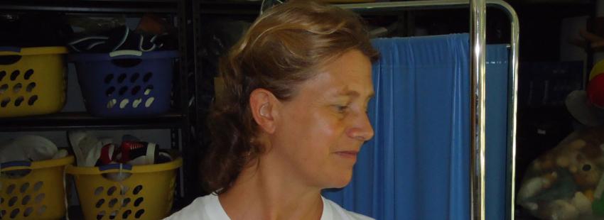Isa Solá, misionera española, religiosa de Jesús-María, fue asesinada el 2 de septiembre de 2016
