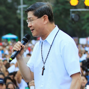Cardenal Tagle, de Manila, Filipinas, estará en Santiago de Compostela