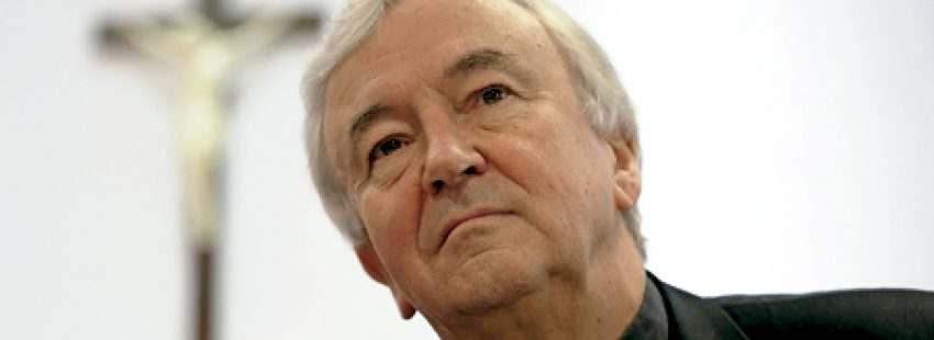 Vincent Nichols, cardenal arzobispo de Westminster