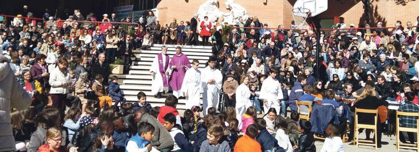 Encuentro de la Familia en Zaragoza en abril de 2016