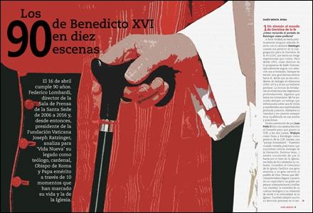 apertura A fondo 90 años de Benedicto XVI 3031 abril 2017