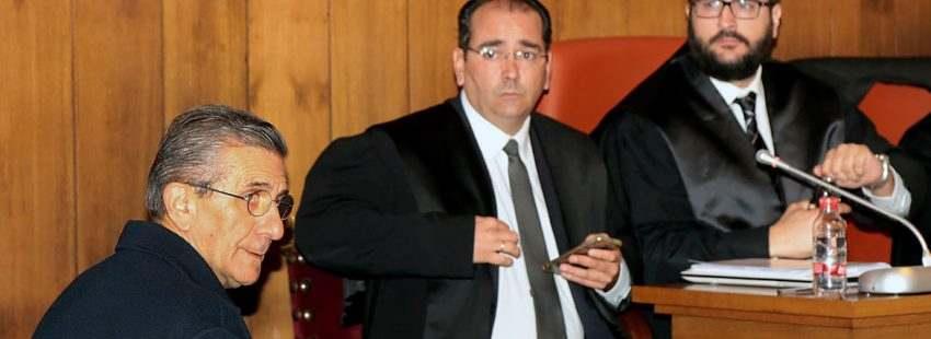 El padre Román acusado en el caso romanones por abusos a menores en Granada