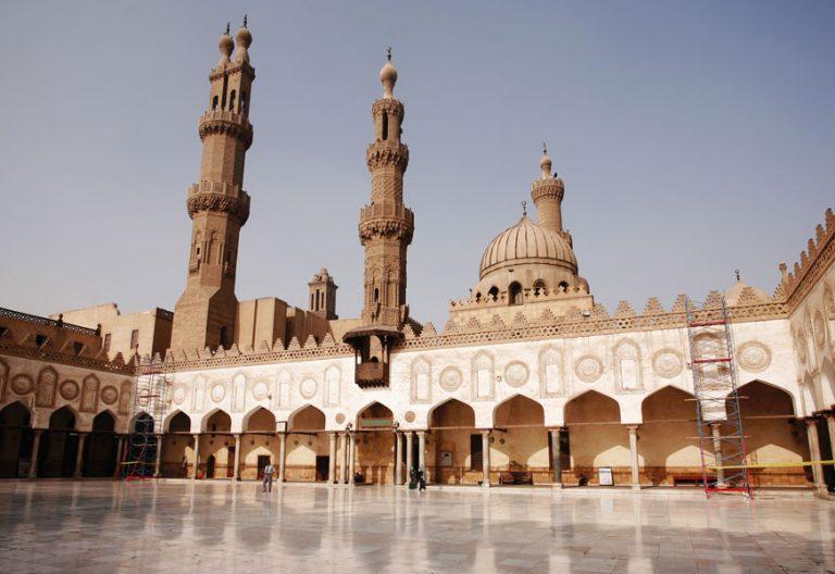 mezquita universidad de Al-Azhar en El Cairo que papa Francisco visita viaje abril 2017