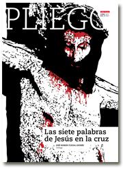 portada Pliego Las siete palabras de Jesús en la cruz 3031 abril 2017