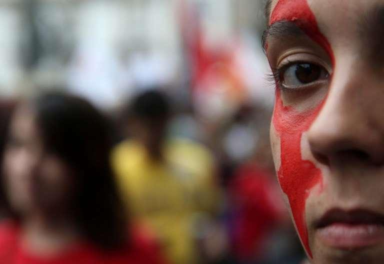 Huelga general en Brasil, 28 de abril de 2017