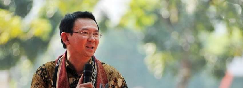 Ahok gobernado cristiano Yakarta Indonesia Asia