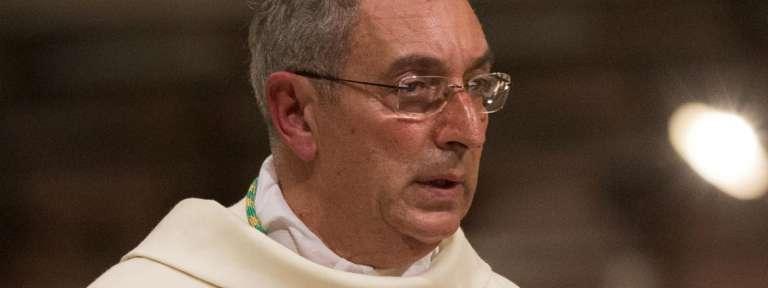 Angelo de Donatis, sacerdote de Roma nuevo Vicario General del papa para la diócesis de Roma