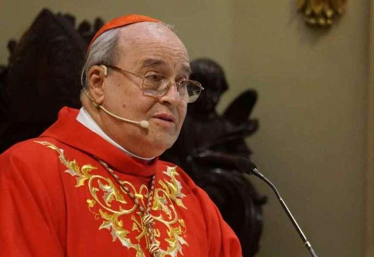 Cardenal Ortega La Habana Cuba
