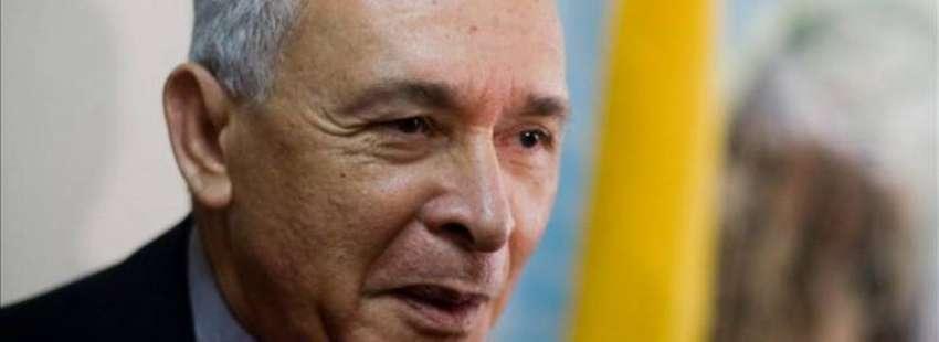 El presidente de la Conferencia Episcopal de Venezuela y arzobispo de Cumaná/EFE