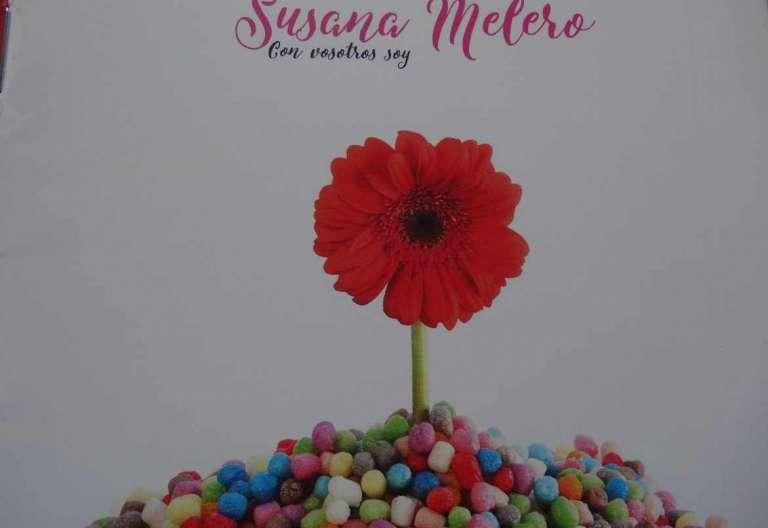 Portada del CD de Susana Melero