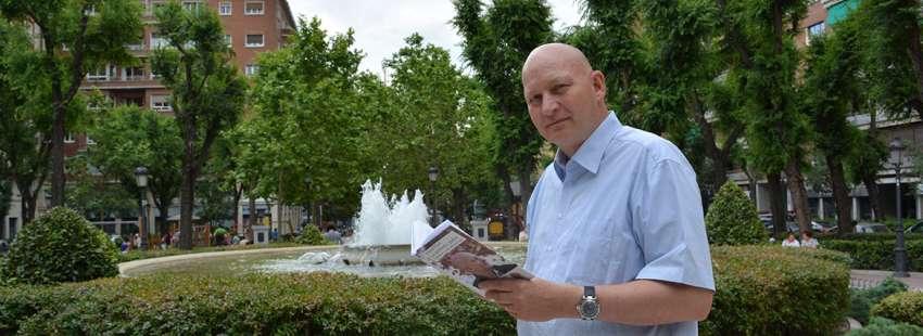Daniel Pittet, autor del libro Le perdono, padre