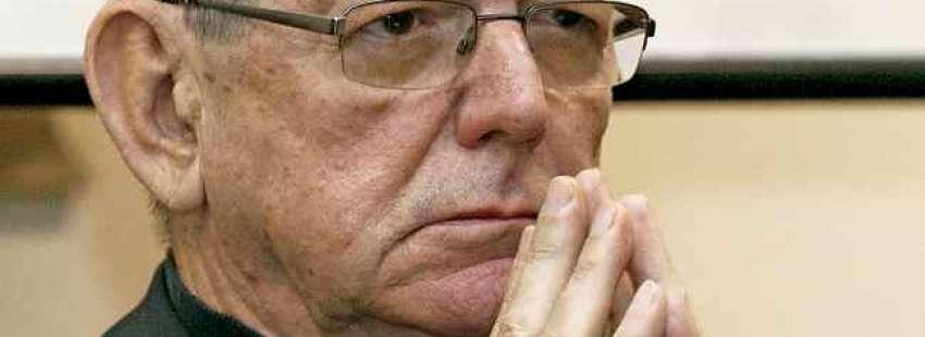 Erwin Krautler, obispo emérito Xingu Brasil