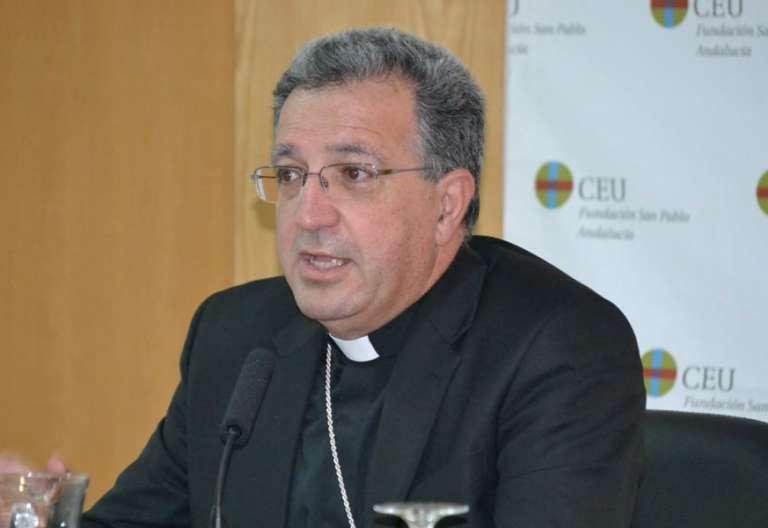 Ginés García Beltrán, obispo de Guadix Baza