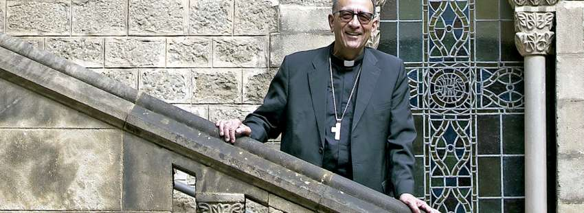 Juan José Omella, arzobispo de Barcelona y neocardenal