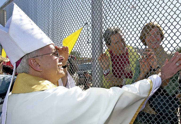 Mark J. Seitz, obispo de El Paso Texas