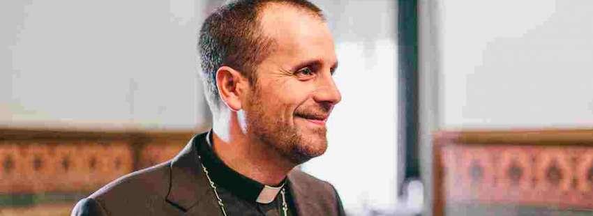 El obispo de Solsona, Xavier Novell, en una foto de archivo