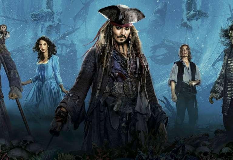 Quinta entrega de Piratas del Caribe