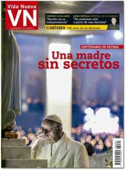 portada Vida Nueva Viaje papa Francisco a Portugal Fátima 3036 mayo 2017