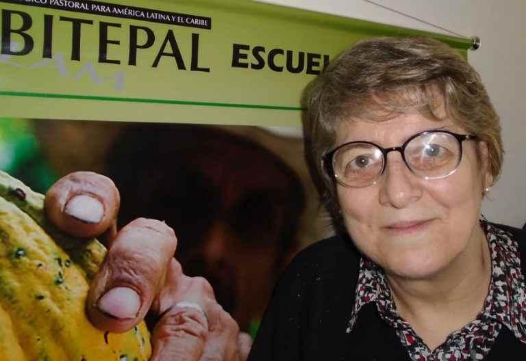 Susana Nuin, directora del Observatorio Socio Pastoral del CELAM