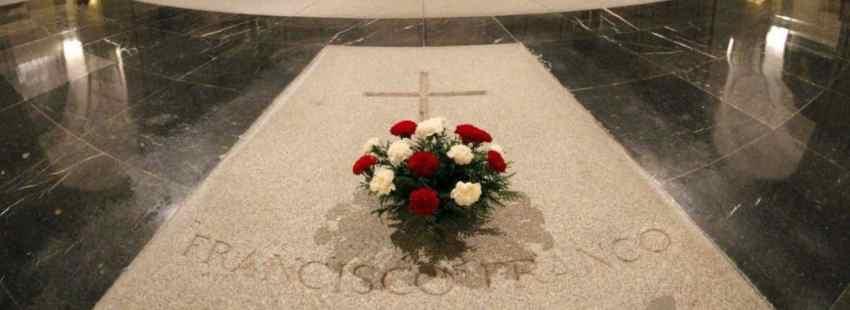 Sepulcro de Francisco Franco en el Valle de los Caídos