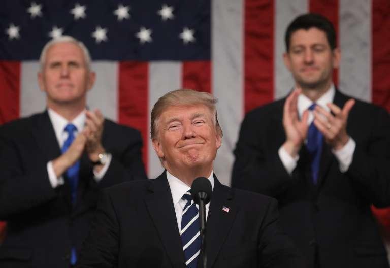 Trump presidente Estados Unidos