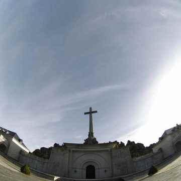 Valle de los Caídos, Madrid, tumba Franco José Antonio Primo de Rivera