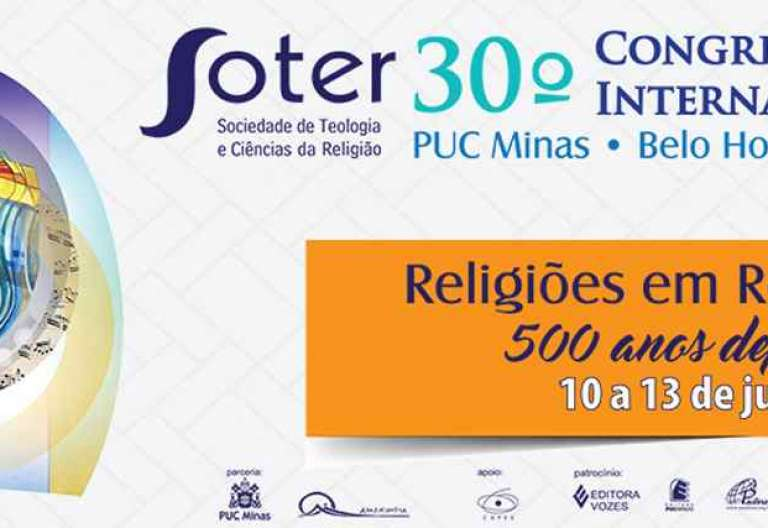 congreso SOTER Brasil Minas Gerais 500 años de la Reforma congreso teólogos diálogo interreligioso